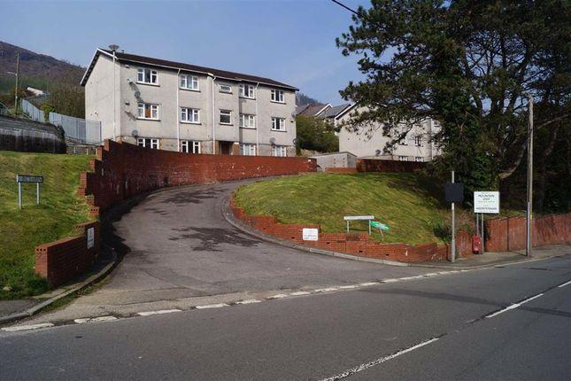 Thumbnail Flat for sale in Cwrt Llanwonno, Mountain Ash