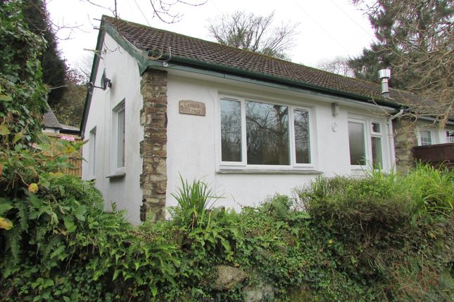 Thumbnail Bungalow to rent in Larder Cottages, Lamorna