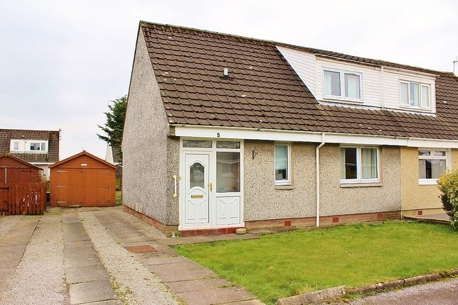 Thumbnail Semi-detached house for sale in 5 Braewood Grove, Stranraer