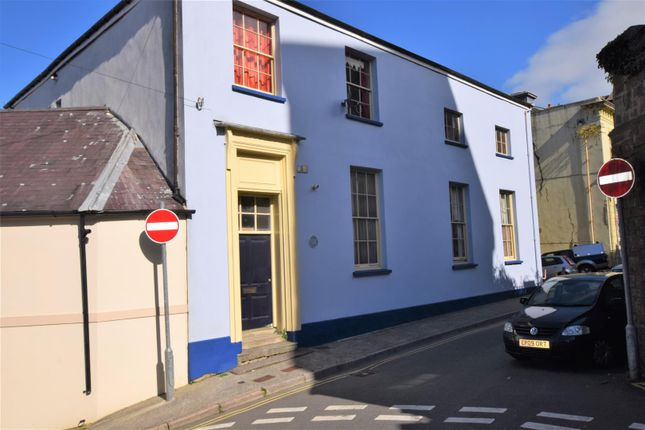 Thumbnail Property for sale in St. Marys Street, Haverfordwest