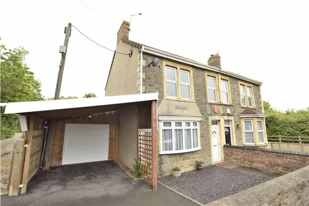 Thumbnail Semi-detached house to rent in Brook Road, Warmley, Bristol