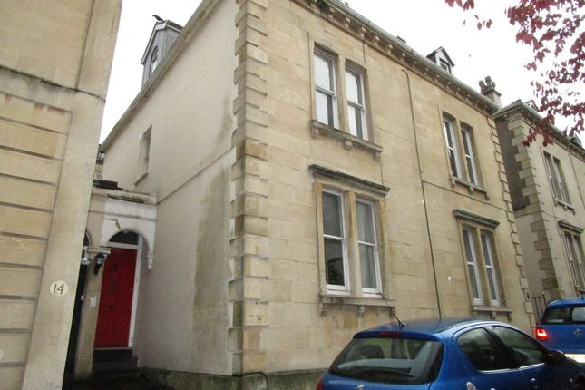 Thumbnail Terraced house to rent in Byron Place, Clifton, Bristol