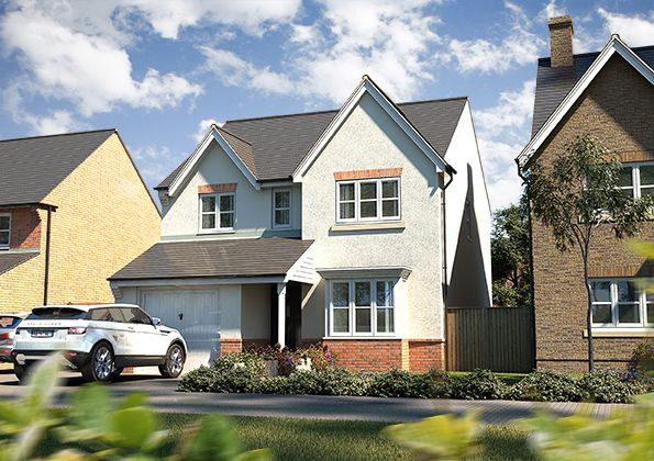 """Thumbnail Detached house for sale in """"The Hemsby"""" at Ashburton Road, Totnes"""