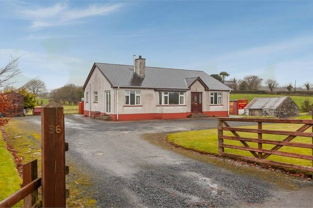 Thumbnail Detached bungalow for sale in Tierny Road, Newry, County Down