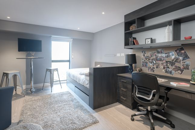 Thumbnail Studio to rent in Studio Plus At Plummer House, Newcastle Upon Tyne