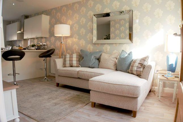 4 bedroom detached house for sale in Off Oakley Road, Saline, Dunfermline, Fife