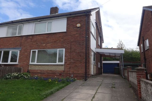 Thumbnail Semi-detached house to rent in Newton Green, Wakefield