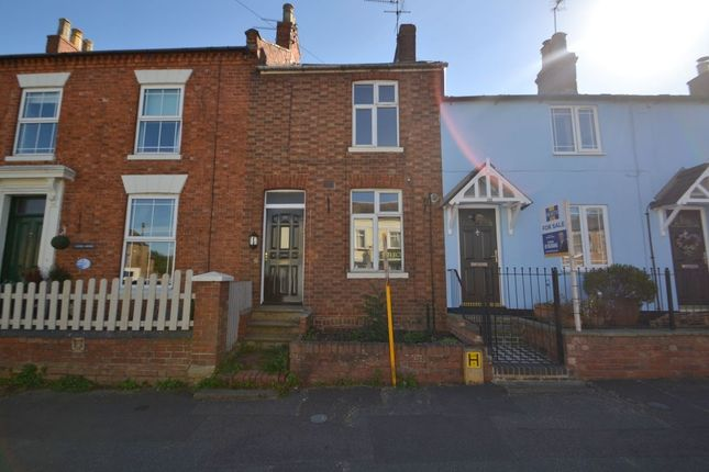 Thumbnail Terraced house to rent in Northampton Road, Brixworth, Northampton