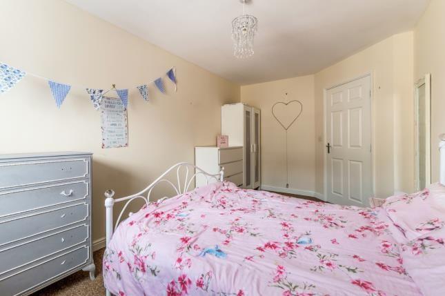 Bedroom One of Sherlock House, Lynley Close, Maidstone, Kent ME15