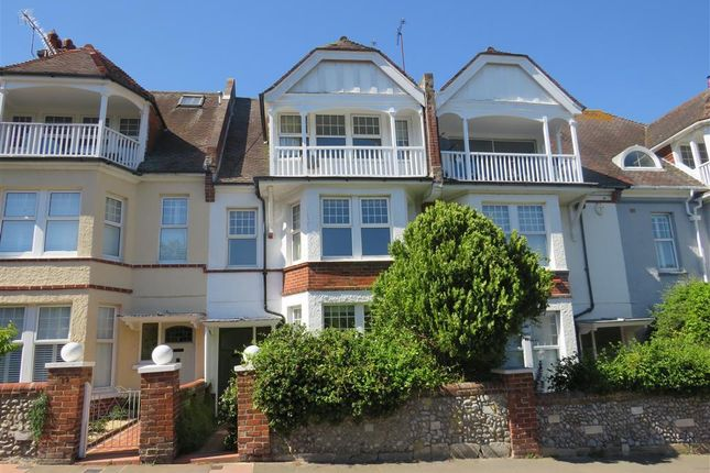 Thumbnail 5 bed terraced house to rent in Vicarage Road, Old Town, Eastbourne