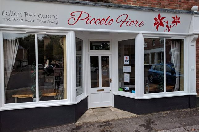 Thumbnail Restaurant/cafe for sale in 1 Challacombe Square, Poundbury, Dorchester