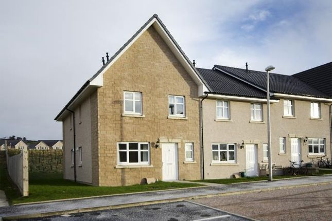 Thumbnail End terrace house to rent in Broadshade Drive, Skene, Westhill