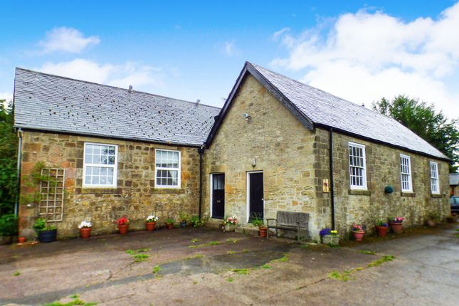 Thumbnail Cottage to rent in Longhirst, Morpeth