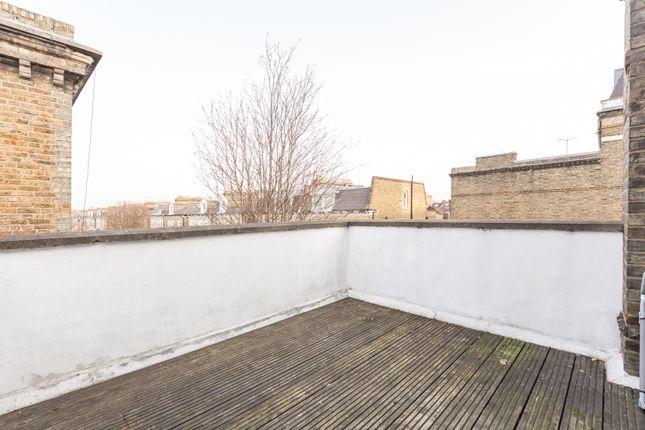 Terrace  of Lilyville Road, London SW6