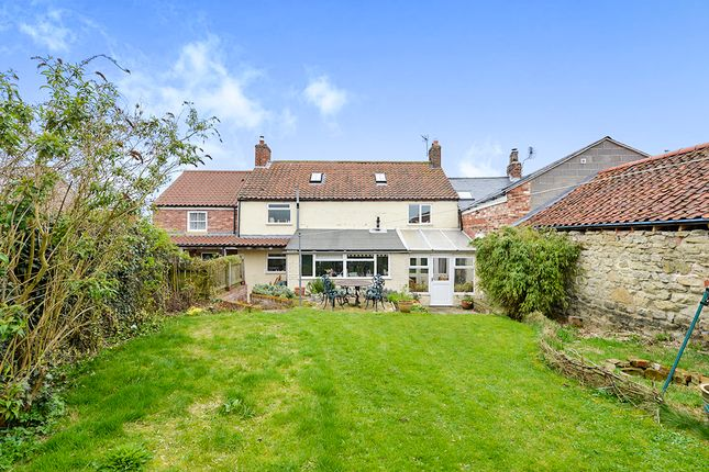 Thumbnail Detached house for sale in Main Street, Kirby Misperton, Malton, North Yorkshire