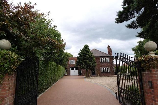 Thumbnail Detached house for sale in Hye Gate, Thorne Road, Edenthorpe, Doncaster