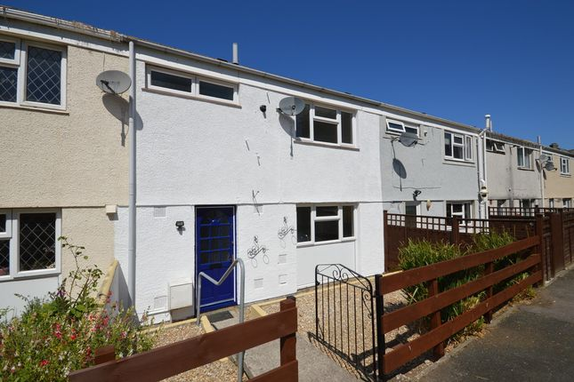 Thumbnail Terraced house to rent in St. Clements Close, Truro