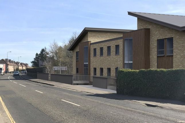 Thumbnail Flat for sale in Apartment Type F, Rivermill, Currie