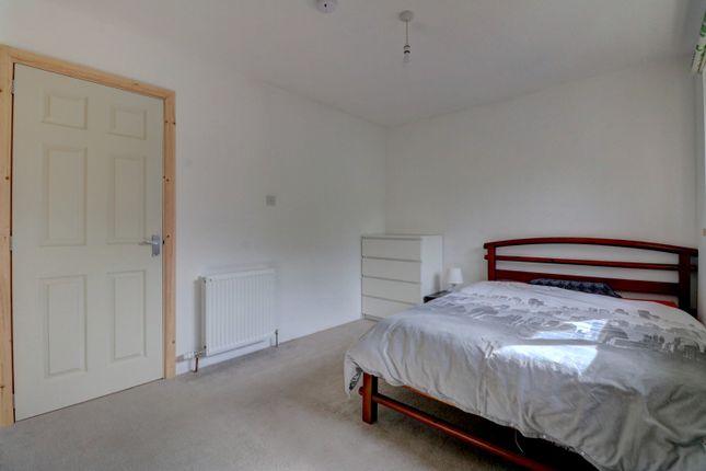 Master Bedroom of Madras Street, Glasgow G40