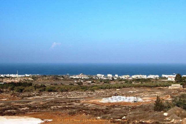 Thumbnail Land for sale in Φανός, Protaras, Cyprus