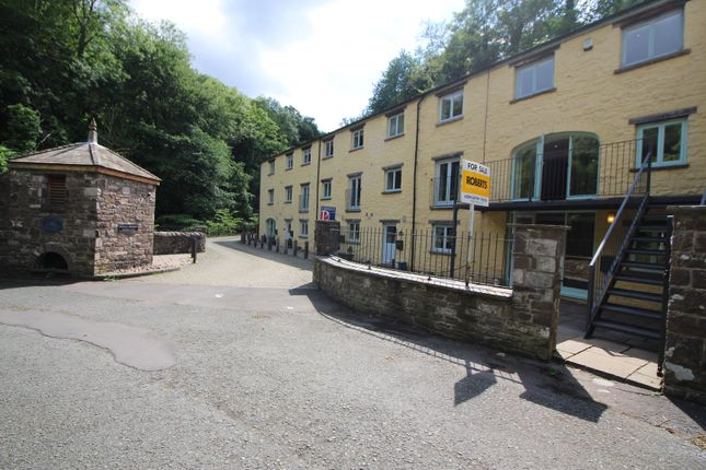 Thumbnail End terrace house to rent in Dan Y Bont, Gilwern, Abergavenny