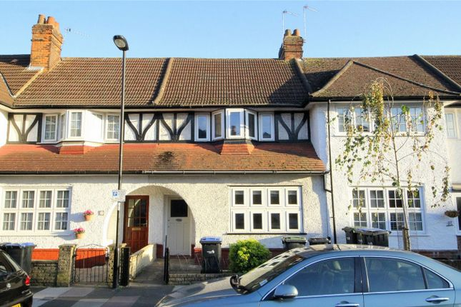 Thumbnail Terraced house to rent in Queens Avenue, London