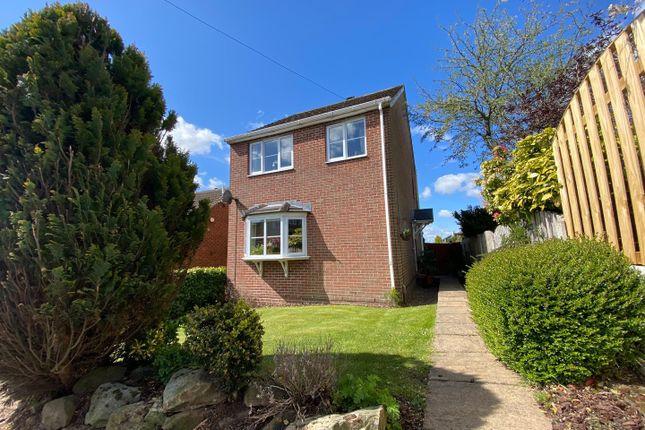 Thumbnail Detached house for sale in Moorside Road, Kirkheaton, Huddersfield