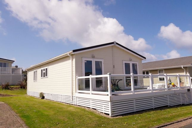 1 bed mobile/park home for sale in Ocean Cove Coastal Retreat, Bossiney, Tintagel, Cornwall PL34