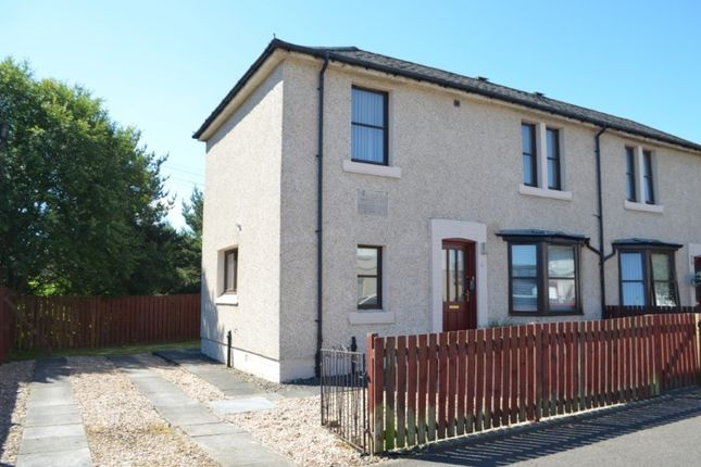 Thumbnail Semi-detached house to rent in Dollar Avenue, Falkirk
