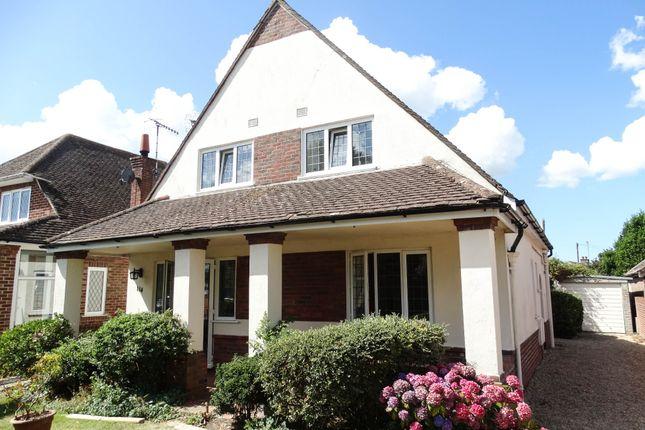 Thumbnail Detached house for sale in Harbour View Road, Pagham, Bognor Regis