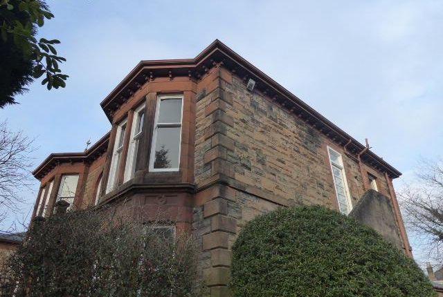 Thumbnail Flat to rent in Terregles Avenue, Glasgow