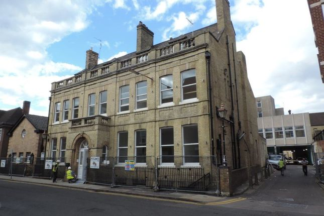 Thumbnail Property to rent in Room 6, Flat 5, 21 Priestgate, Peterborough.