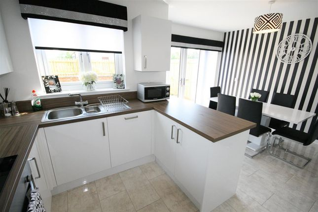Thumbnail Detached house for sale in Phase 4, Blythewood Terrace, Falkirk