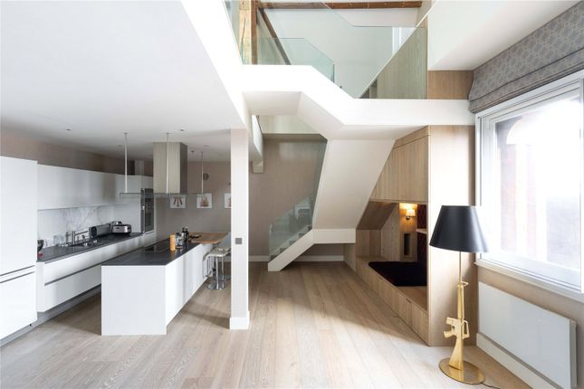 Thumbnail Flat to rent in St Pancras Chambers, Kings Cross