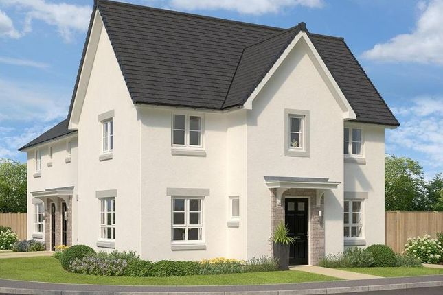 "Thumbnail Semi-detached house for sale in ""Abergeldie"" at Mey Avenue, Inverness"