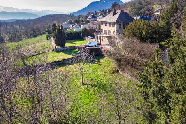 Land for sale in La Ravoire, Annecy / Aix Les Bains, French Alps / Lakes
