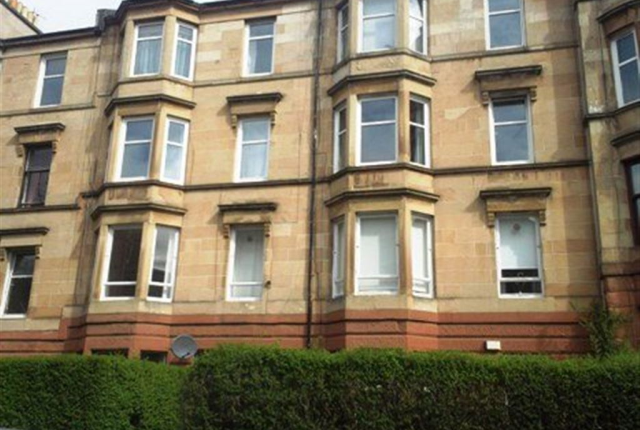 Thumbnail Flat to rent in Lawrence Street Glasgow, Glasgow