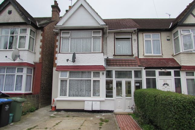 Thumbnail Flat for sale in Thurlby Road, Wembley