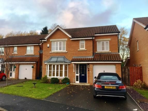 Thumbnail Detached house for sale in Cherrytree Drive, School Aycliffe, Newton Aycliffe, Durham