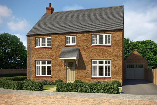Thumbnail Detached house for sale in Bloxham Vale, Bloxham Road, Banbury, Oxfordshire
