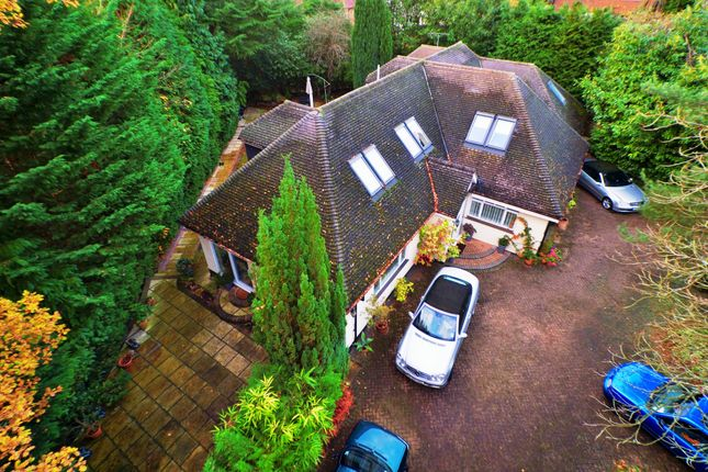 Thumbnail 6 bedroom detached house for sale in Gorse Hill Lane, Virginia Water