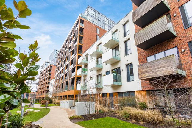 Thumbnail Flat for sale in 4 Barry Blanford Way, Bow, London