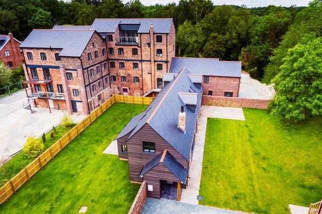 Thumbnail Flat for sale in Penthouse 1, Mytton Mill, Forton Heath, Shrewsbury