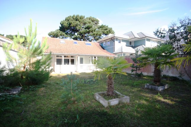 Thumbnail Detached bungalow for sale in Panorama Road, Sandbanks, Poole