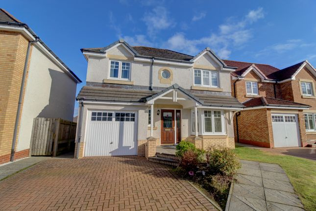 4 bed detached house for sale in St. Martin Avenue, Strathmartine, Dundee DD3