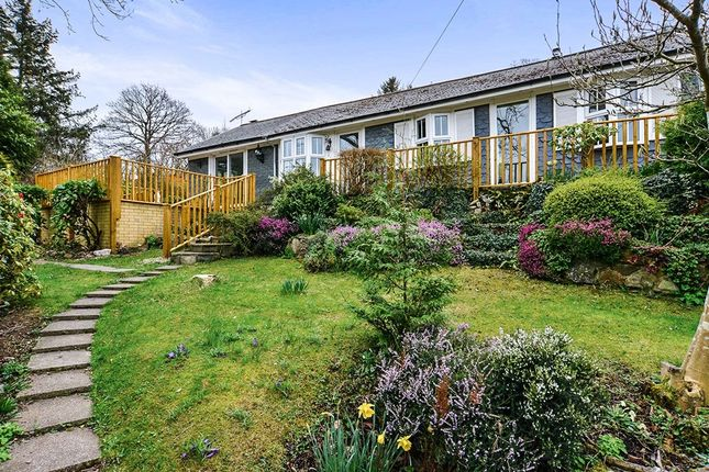 Thumbnail Bungalow for sale in Llanfairtalhaiarn, Abergele