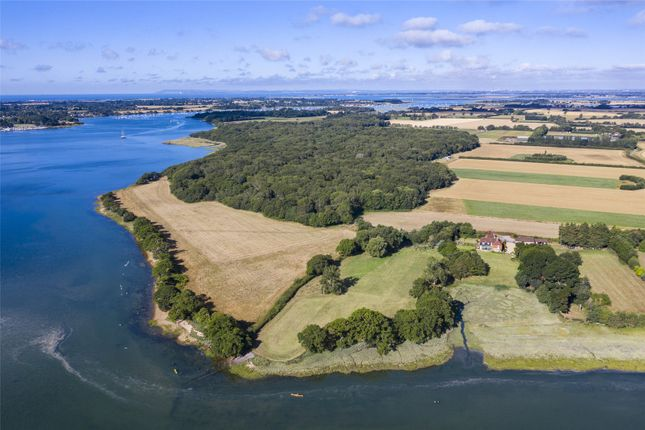 Thumbnail Detached house for sale in Hook Lane, Bosham, Chichester, West Sussex