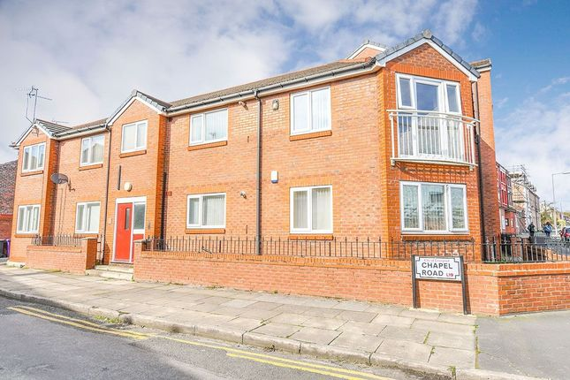 Thumbnail Flat for sale in Mall Court Chapel Road, Garston, Liverpool