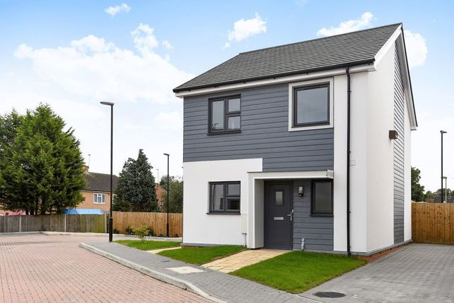 Detached house for sale in Lincoln Close, Banbury
