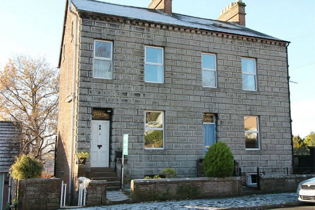Town house for sale in Wydon, Beacon Street, Penrith, Cumbria